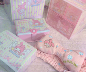 pink, girly, and kawaii image