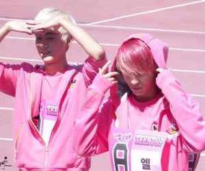 cap, ricky, and niel image