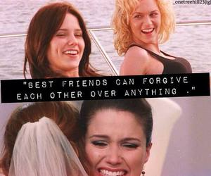 amazing, brooke davis, and one tree hill image