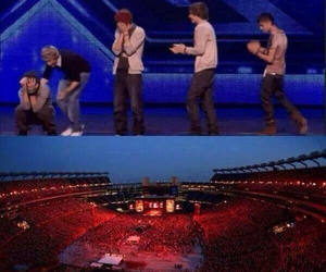 proud, one direction, and 4 years image