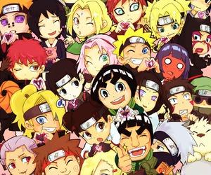akatsuki, naruto, and team 8 image