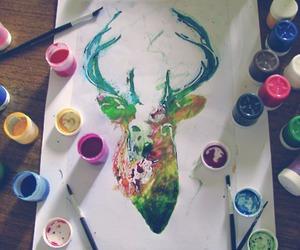 art, peinture, and disegni image