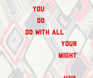 quote and aesop image