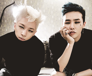 taeyang, g-dragon, and gd image