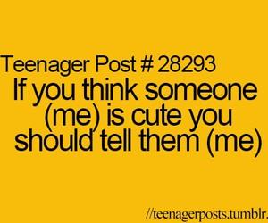 teenager post and me image
