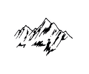 mountain, theme, and divider image