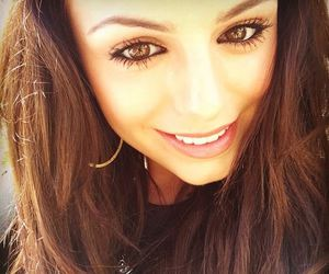 cher lloyd, smile, and selfie image