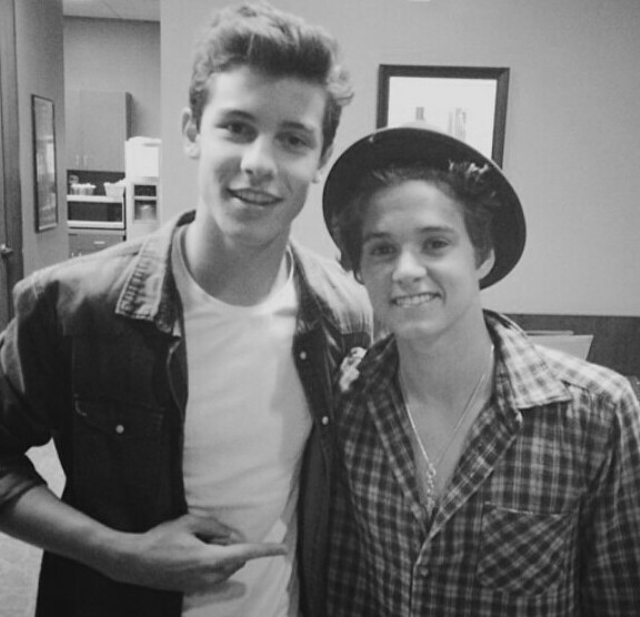 Brad and shawn shared by valen on we heart it m4hsunfo