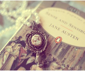book, vintage, and jane austen image