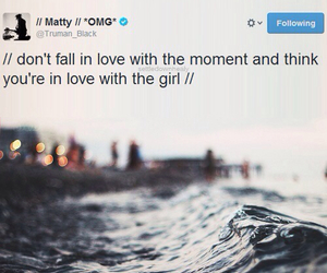 girl, moment, and love image