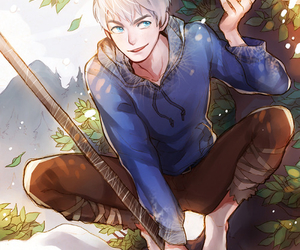 jack frost and disney image