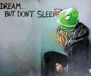 Dream, sleep, and quote image