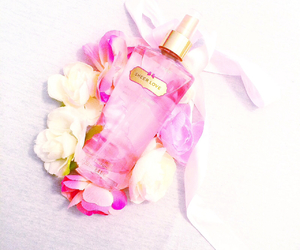 flowers, make up, and pink image