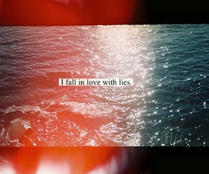 lies and love image