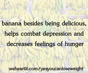 banana, diet, and lose weight image