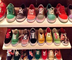boys, vans, and love image