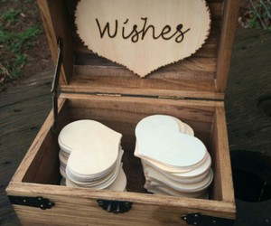 bride, groom, and wishes image