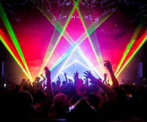lights and edm image