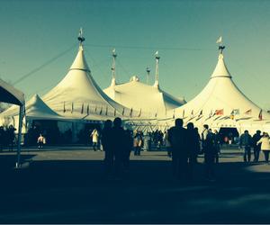 circus and corteo image