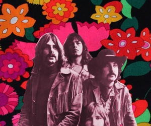 acid, psychedelic, and Pink Floyd image