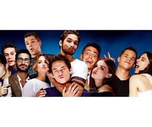 cast, teen wolf, and aiden image