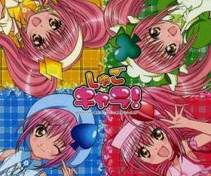 anime, shugo chara, and hinamori amu image