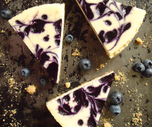 basil, blueberry, and food image