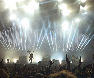 arctic monkeys, concert, and alex turner image