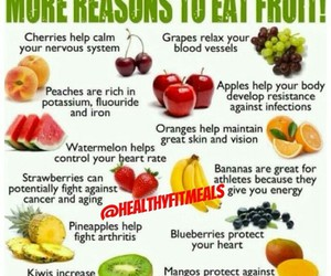 fruit, healthy, and health image