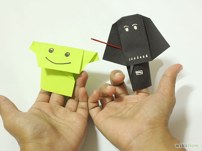 Star Wars Origami Episode II, Clones, Droids, Yoda and More! | 503x670