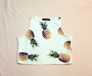 pineapple and fashion image