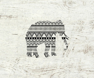 elephant, wallpaper, and backrounds image