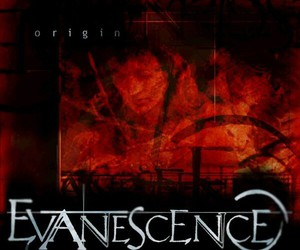Logo and evanescence image