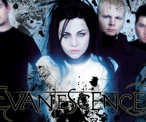 amy lee, evanescence, and band image