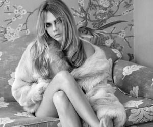 beautiful, model, and cara delevingne image