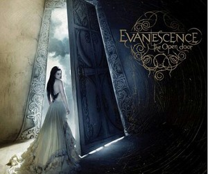 evanescence, the open door, and amy lee image