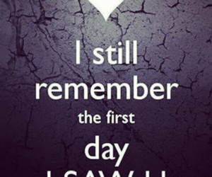 day, first, and remember image