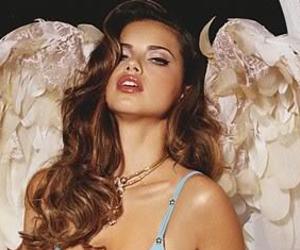 Adriana Lima, angel, and Angel Wings image