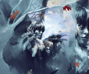 got, bran stark, and game of thrones image