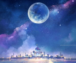 moon, sailor moon, and art image