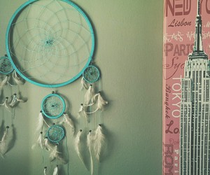 dreamcatcher, london, and nyc image