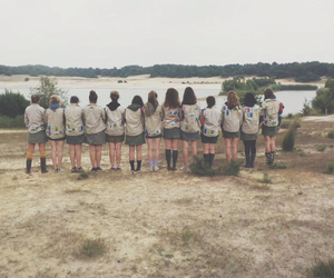live, you only live once, and scouts image