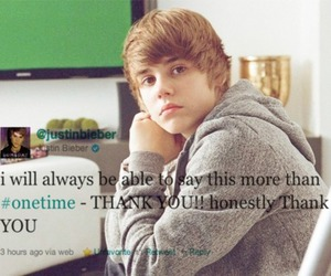 justin bieber, one time, and proud image