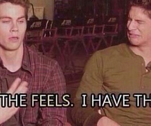 otp, teen wolf, and tw image