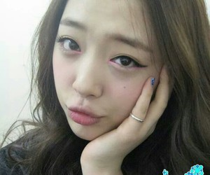 f(x), sulli, and kpop image