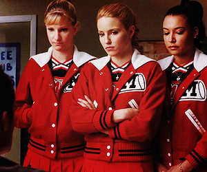 cheerios, glee, and quinn fabray image