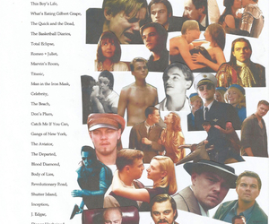 basketball diaries, celebrity, and Leo image