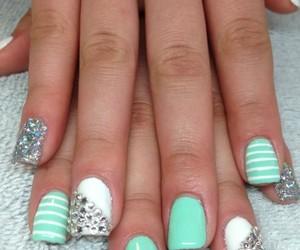 nail art, cute, and nails image