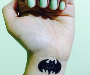 batman, nails, and guma daite cruan image