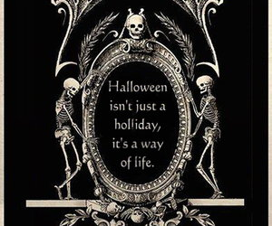 Halloween, dark, and life image